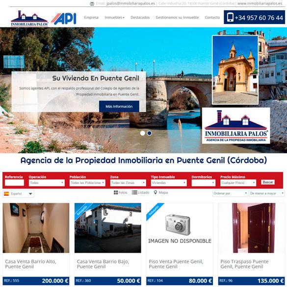 Software para inmobiliarias Inmopc Software gestión inmobiliaria y web